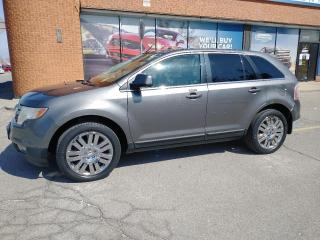 Used 2009 Ford Edge Limited for sale in Mississauga, ON