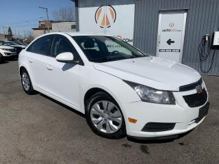 Used 2013 Chevrolet Cruze ***LT,AUTOMATIQUE,BLUETOOTH,TURBO*** for sale in Longueuil, QC