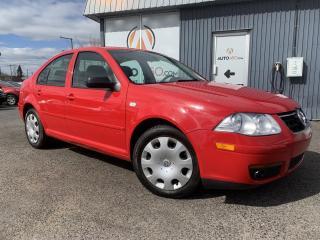 Used 2009 Volkswagen Jetta ***AUTOMATIQUE,A/C,ÉQUIPÉ,AUBAINE*** for sale in Longueuil, QC