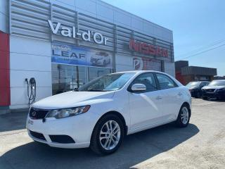 Used 2012 Kia Forte LX for sale in Val-d'Or, QC