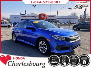 Used 2017 Honda Civic LX AUTOMATIQUE***34 875 KM*** for sale in Charlesbourg, QC