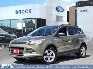 Used 2014 Ford Escape SE for sale in Niagara Falls, ON