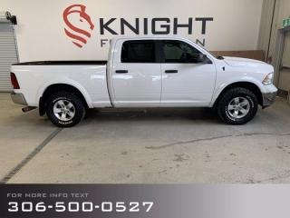 Used 2015 RAM 1500 OUTDOORSMAN for sale in Moose Jaw, SK