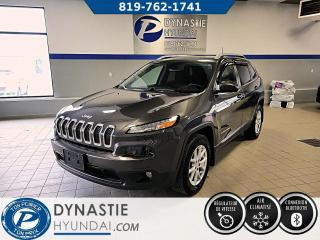 Used 2017 Jeep Cherokee North (Frais vip 495$ non inclus) for sale in Rouyn-Noranda, QC