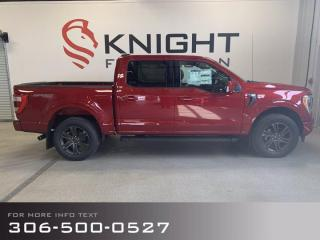 New 2021 Ford F-150 Lariat Sport for sale in Moose Jaw, SK