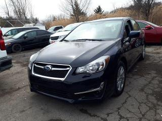Used 2016 Subaru Impreza for sale in Pickering, ON