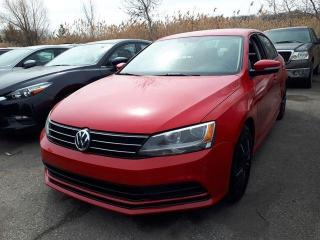 Used 2015 Volkswagen Jetta Accident Free for sale in Pickering, ON