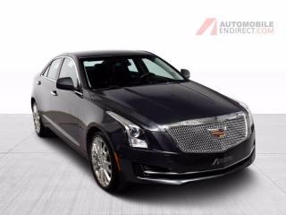 Used 2015 Cadillac ATS 2.0T A/C Mags Cuir Sièges Chauffants for sale in Île-Perrot, QC