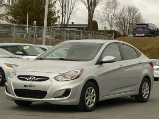 Used 2012 Hyundai Accent GL AUTOMATIQUE AIR CLIMATISE for sale in St-Georges, QC