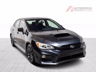 Used 2019 Subaru WRX Awd A/c for sale in Île-Perrot, QC