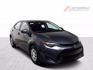 Used 2018 Toyota Corolla CE Automatique A/C Caméra Bluetooth for sale in Île-Perrot, QC