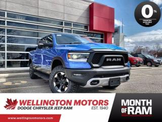 New 2021 RAM 1500 Rebel for sale in Guelph, ON