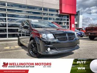 Used 2020 Dodge Grand Caravan GT / Power Sliding Doors / GPS Navi ... for sale in Guelph, ON