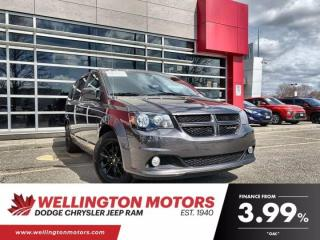 Used 2020 Dodge Grand Caravan GT / DVD / LEATHER / NAV  !! for sale in Guelph, ON