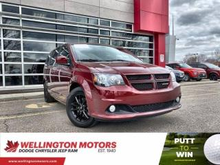 Used 2020 Dodge Grand Caravan GT  >> Navigation & Only 7,000 KM's !! for sale in Guelph, ON