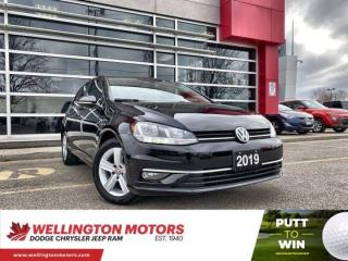 Used 2019 Volkswagen Golf Highline | Leather | Heated Seats | Low Km .... for sale in Guelph, ON