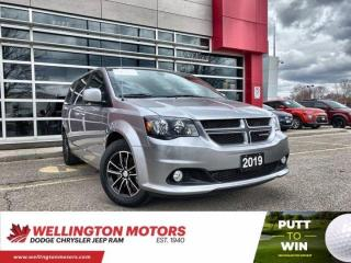 Used 2019 Dodge Grand Caravan GT >> New Front Tires >>Trailer Tow Pkg!! for sale in Guelph, ON