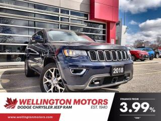 Used 2018 Jeep Grand Cherokee Sterling Edition >> New Rear Brake Pads & Rotors !! for sale in Guelph, ON
