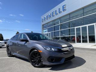 Used 2018 Honda Civic EX for sale in St-Eustache, QC