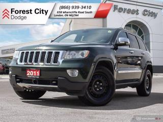 Used 2011 Jeep Grand Cherokee AS-IS | Overland | NEW ARRIVAL for sale in London, ON