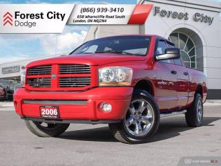 Used 2006 Dodge Ram 1500 SLT for sale in London, ON