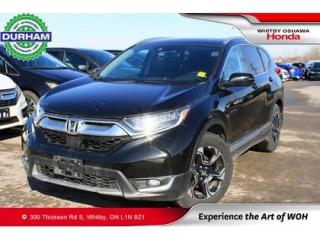 Used 2019 Honda CR-V Touring AWD | Apple Carplay/Android Auto for sale in Whitby, ON