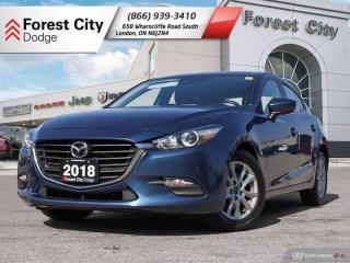 Used 2018 Mazda MAZDA3 Sport TOUR for sale in London, ON