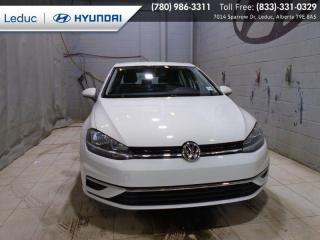 Used 2018 Volkswagen Golf TRENDLINE for sale in Leduc, AB