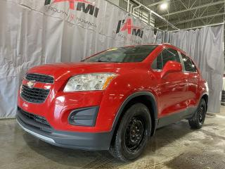 Used 2014 Chevrolet Trax AWD 4DR LT W-1LT for sale in Rouyn-Noranda, QC