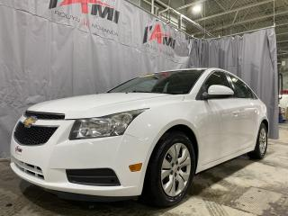 Used 2013 Chevrolet Cruze 4dr Sdn LT Turbo w-1SA for sale in Rouyn-Noranda, QC