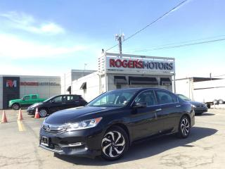 Used 2016 Honda Accord 2.99% Financing - EX-L - SUNROOF - LEATHER - TECH FEATURES for sale in Oakville, ON