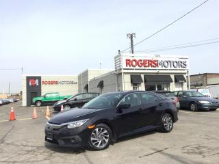Used 2017 Honda Civic 2.99% Financing - EX - SUNROOF - REVERSE CAM - TECH FEATURES for sale in Oakville, ON