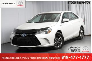 Used 2017 Toyota Camry HYBRID SE| HYBRID| RARE for sale in Drummondville, QC