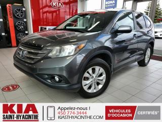 Used 2013 Honda CR-V EX-L AWD ** TOIT OUVRANT / CUIR for sale in St-Hyacinthe, QC