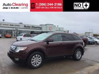 Used 2010 Ford Edge Limited for sale in Saskatoon, SK