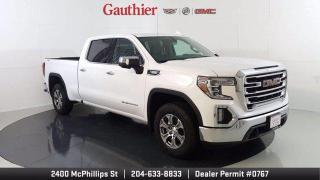 New 2021 GMC Sierra 1500 SLT for sale in Winnipeg, MB