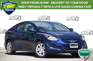 Used 2014 Hyundai Elantra GL | MANUAL | AC | BLUETOOTH | HEATED SEATS | for sale in Kitchener, ON