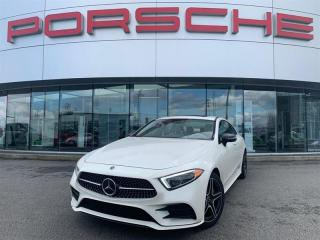Used 2019 Mercedes-Benz CLS-Class 450 4MATIC Coupe for sale in Langley City, BC
