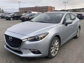 Used 2018 Mazda MAZDA3 GT for sale in St. John's, NL