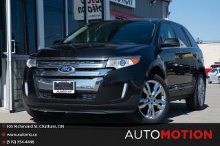 Used 2013 Ford Edge Limited for sale in Chatham, ON
