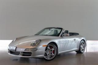 Used 2005 Porsche 911 Carrera S Cabriolet w Tip for sale in Langley City, BC