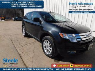 Used 2010 Ford Edge SEL awd - ONLY 48138 km !! FULLY LOADED !! for sale in Kentville, NS