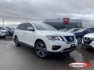 New 2020 Nissan Pathfinder Platinum for sale in Midland, ON