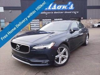 Used 2017 Volvo S90 T6 Momentum AWD, Sunroof, Leather, Navigation, Heated + Power Seat, Alloy Wheels & More! for sale in Guelph, ON