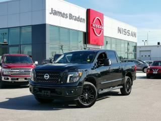 Used 2018 Nissan Titan SV MIDNIGHT EDITION for sale in Kingston, ON
