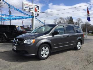 Used 2017 Dodge Grand Caravan CANADA VALUE PACKAGE for sale in Welland, ON