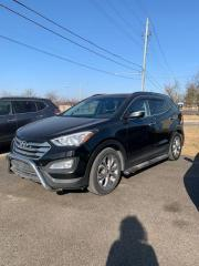 Used 2015 Hyundai Santa Fe Sport Limited for sale in Georgetown, ON