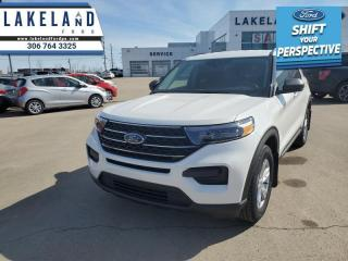 New 2021 Ford Explorer XLT  - $288 B/W for sale in Prince Albert, SK