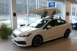Used 2020 Subaru Impreza Sport for sale in Minden, ON