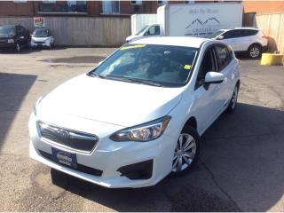 Used 2017 Subaru Impreza CONVENIENCE for sale in Sarnia, ON
